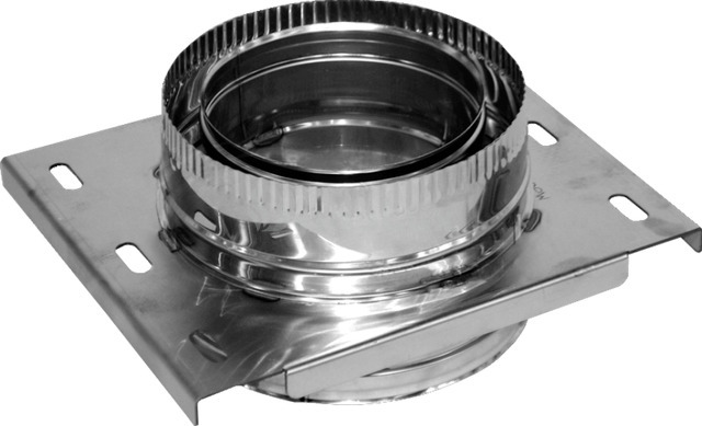 Платформа розвантажувальна з нержавіючої сталі Ø300/360 мм товщина 0,6 мм