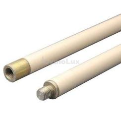 Гнучка ручка щітки для чищення димоходу Hansa 1,4 м біла