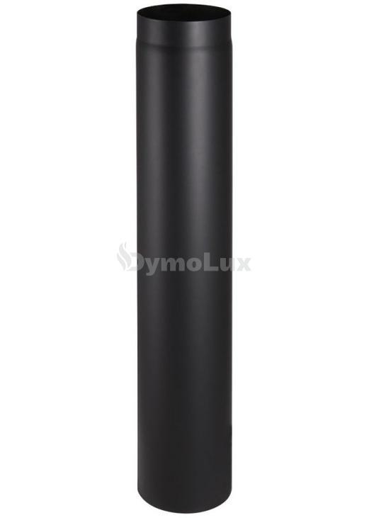 Труба з низьколегованої сталі Bertrams 100 см Ø130 мм товщина 2 мм
