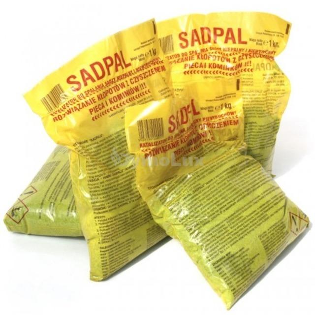 Комплект для чищення димоходів Sadpal