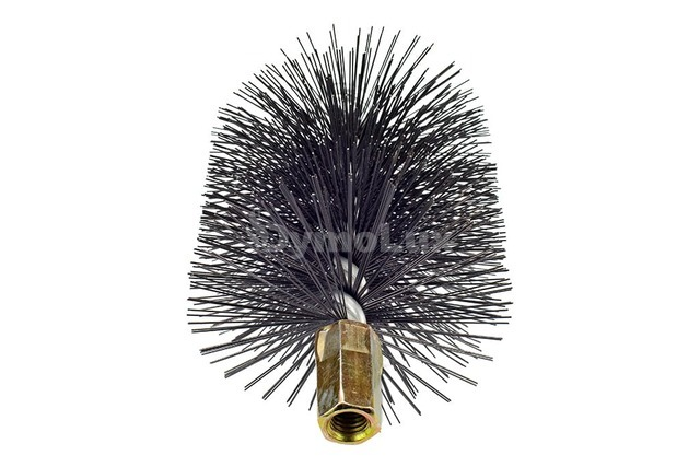 Щітка (йорж) металева для чищення димоходу Savent 100 мм. Фото 5