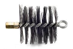 Щітка (йорж) металева для чищення димоходу Savent 100 мм