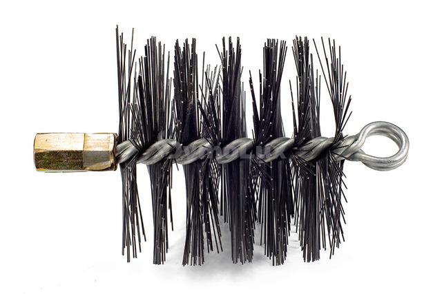 Щітка (йорж) металева для чищення димоходу Savent 110 мм. Фото 2