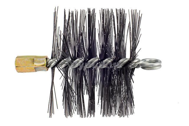 Щітка (йорж) металева для чищення димоходу Savent 130 мм. Фото 2