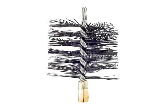 Щітка (йорж) металева для чищення димоходу Savent 130 мм