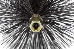 Щітка (йорж) металева для чищення димоходу Savent 130 мм. Фото 6