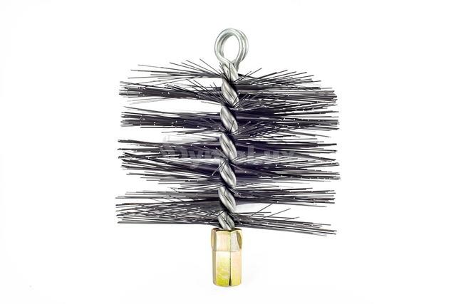 Щітка (йорж) металева для чищення димоходу Savent 150 мм. Фото 4