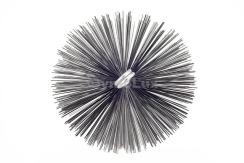 Щітка (йорж) металева для чищення димоходу Savent 160 мм. Фото 3
