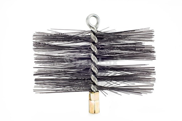 Щітка (йорж) металева для чищення димоходу Savent 200 мм. Фото 4