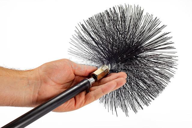 Щітка (йорж) металева для чищення димоходу Savent 200 мм. Фото 8