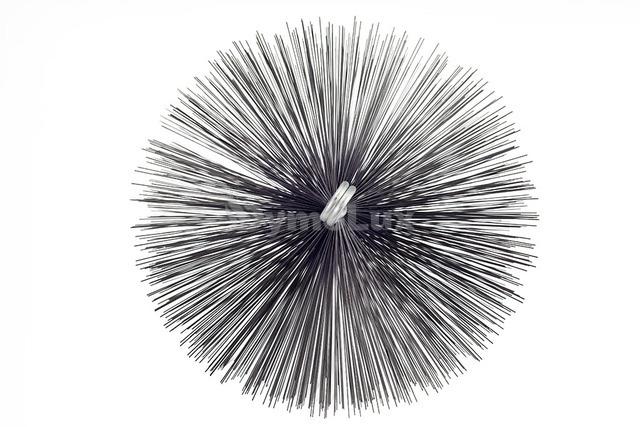 Щітка (йорж) металева для чищення димоходу Savent 220 мм. Фото 3