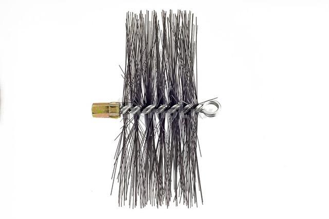 Щітка (йорж) металева для чищення димоходу Savent 250 мм