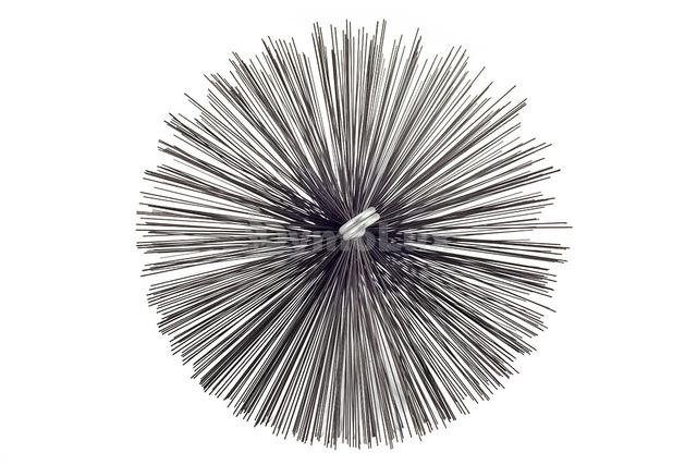 Щітка (йорж) металева для чищення димоходу Savent 250 мм. Фото 3