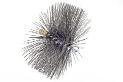 Щітка (йорж) металева для чищення димоходу Savent 250 мм. Фото 2