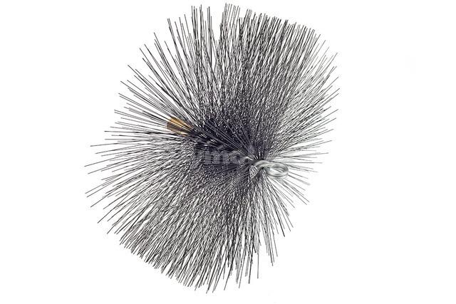 Щітка (йорж) металева для чищення димоходу Savent 300 мм. Фото 2