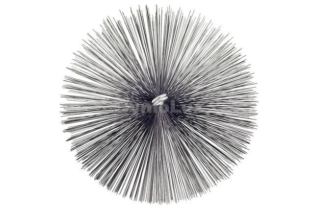 Щітка (йорж) металева для чищення димоходу Savent 300 мм. Фото 3