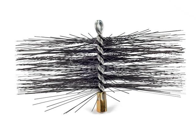 Щітка (йорж) металева для чищення димоходу Savent 300 мм. Фото 4