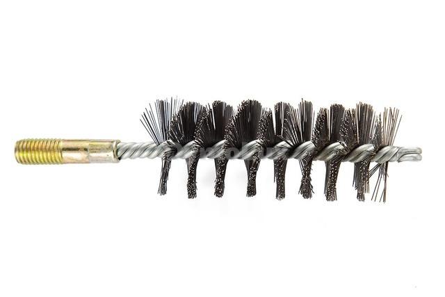Щітка (йорж) металева для чищення теплообмінника котлів, труб Savent 40 мм. Фото 2