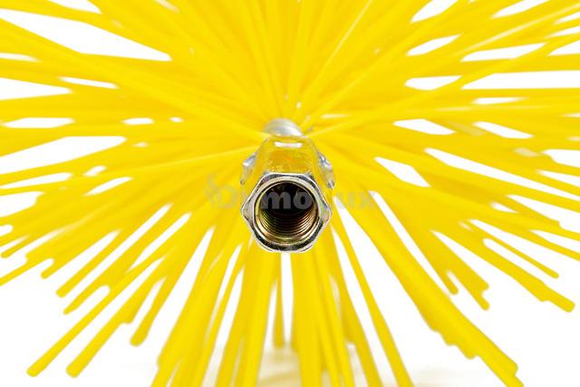 Щітка (йорж) пластикова для чищення димоходу Savent 100 мм. Фото 3