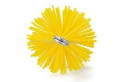 Щітка (йорж) пластикова для чищення димоходу Savent 110 мм. Фото 2