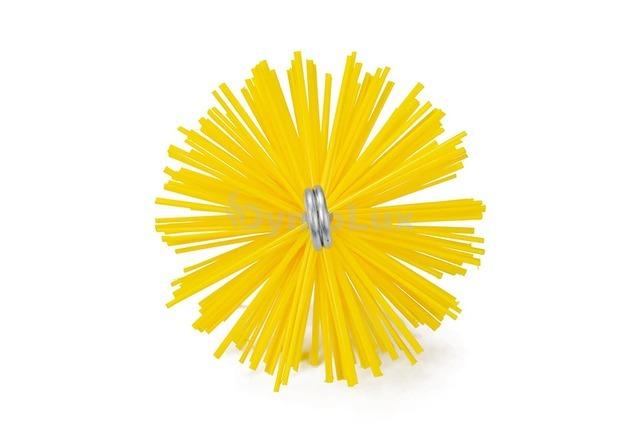 Щітка (йорж) пластикова для чищення димоходу Savent 130 мм. Фото 2