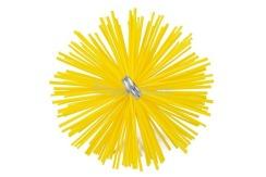 Щітка (йорж) пластикова для чищення димоходу Savent 150 мм. Фото 2