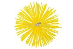 Щітка (йорж) пластикова для чищення димоходу Savent 180 мм. Фото 3