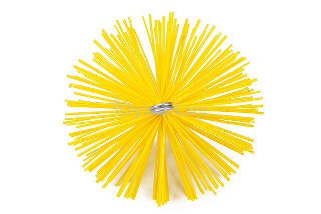 Щітка (йорж) пластикова для чищення димоходу Savent 200 мм. Фото 4