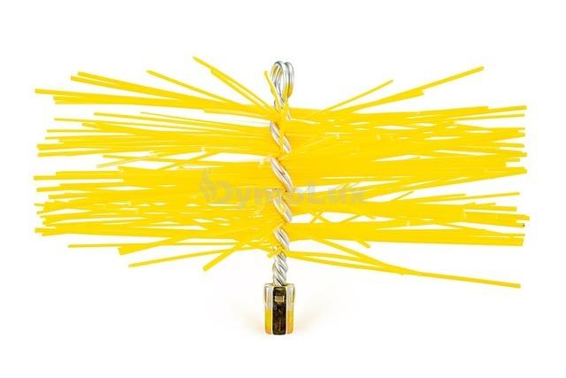 Щітка (йорж) пластикова для чищення димоходу Savent 300 мм. Фото 3