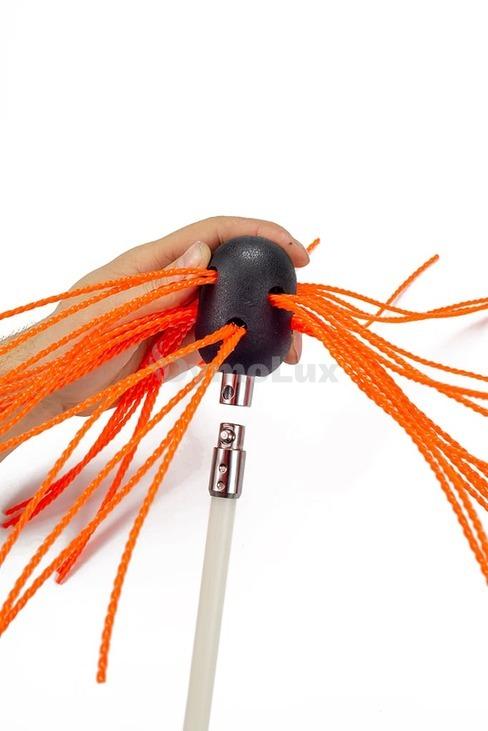 Роторний набір для чистки димоходів Savent TURBO (1 м х 5 шт). Фото 8