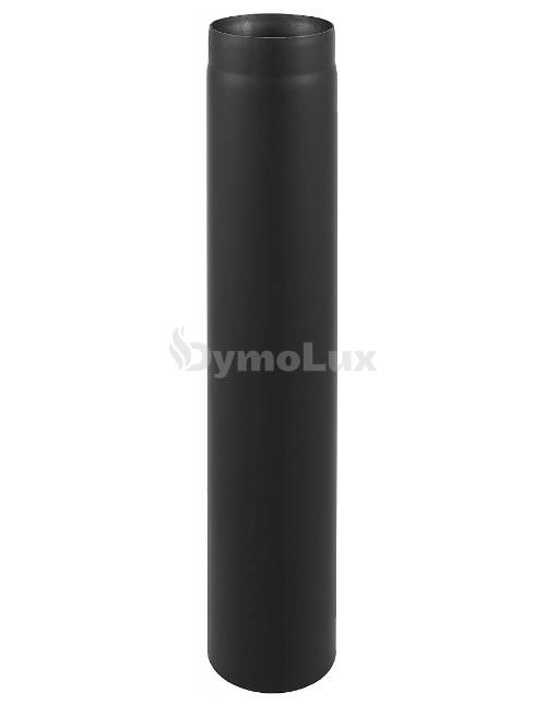 Труба з низьколегованої сталі Darco 1 м Ø130 мм товщина 2 мм