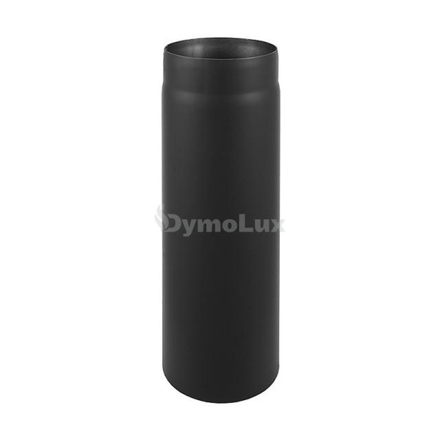 Труба з низьколегованої сталі Darco 0,5 м Ø130 мм товщина 2 мм