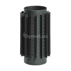 Труба-радиатор из низколегированной стали Kaiser Pipes 0,5 м Ø200 мм толщина 2 мм