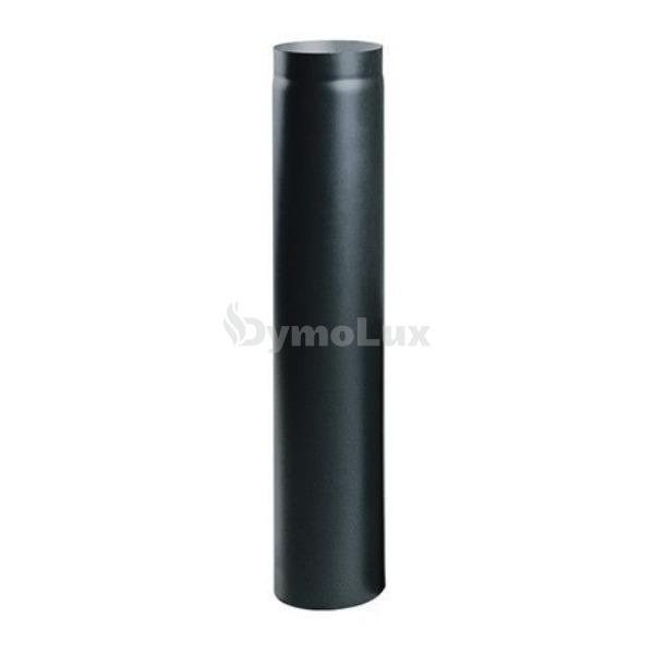 Труба з низьколегованої сталі Kaiser Pipes 1 м Ø130 мм товщина 2 мм