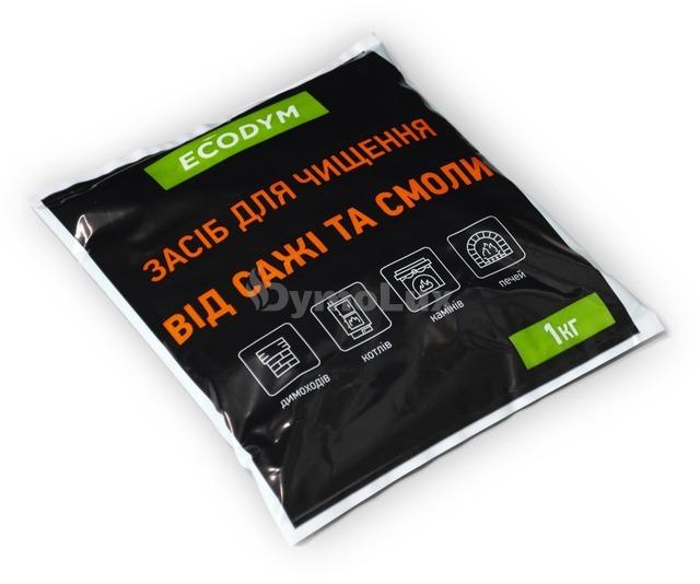 Засіб Ecodym для чищення димоходу 1 кг. Фото 3