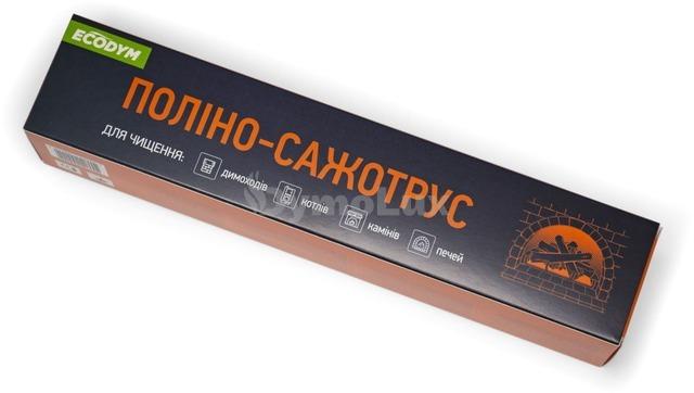 Поліно-сажотрус Ecodym для чищення димоходу. Фото 3