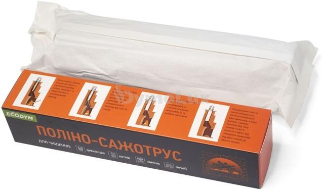 Поліно-сажотрус Ecodym для чищення димоходу. Фото 5