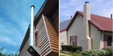 Особенности проектирования дымохода